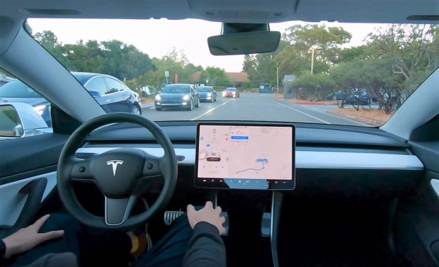 A self-driving robotic taxi will be released by Tesla in 2020