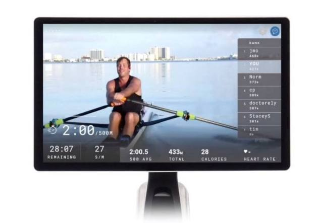 Hydrow-rowing-machine