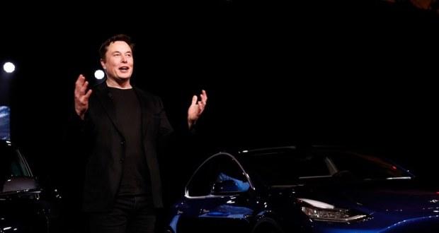 Tesla Robotik Taksi