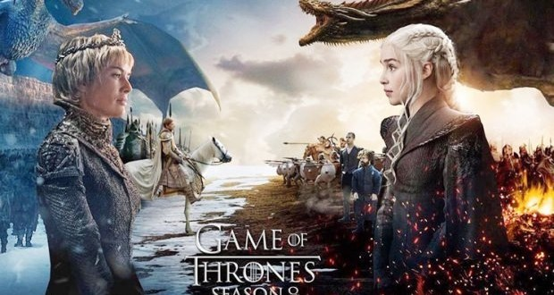Game Of Thrones 8 Sezon