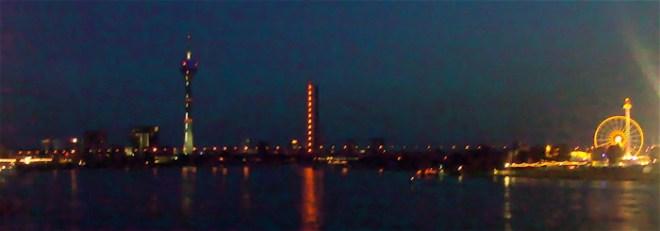 Kirmes am Rhein