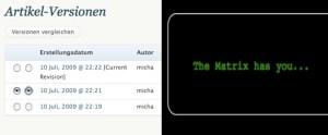 wordpress-matrix