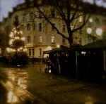 Lichterglanz, Tannengrün und Nikolaus
