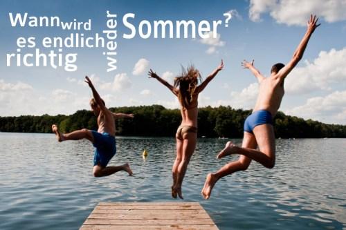 wann wird es wieder sommer? (teil3)