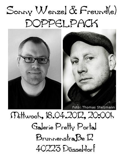 Sonny Wenzel & Freund(e) – Galerie Pretty Portal