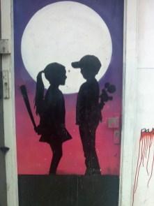 Streetart - das muss liebe sein