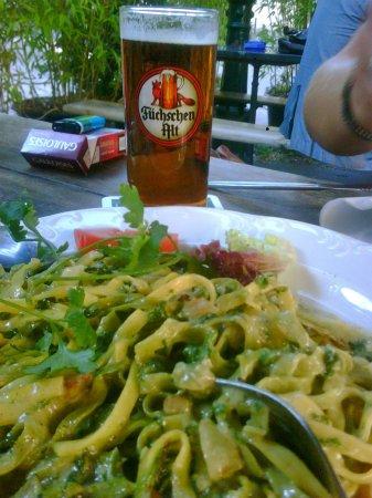 Lecker Essen im Modigliani