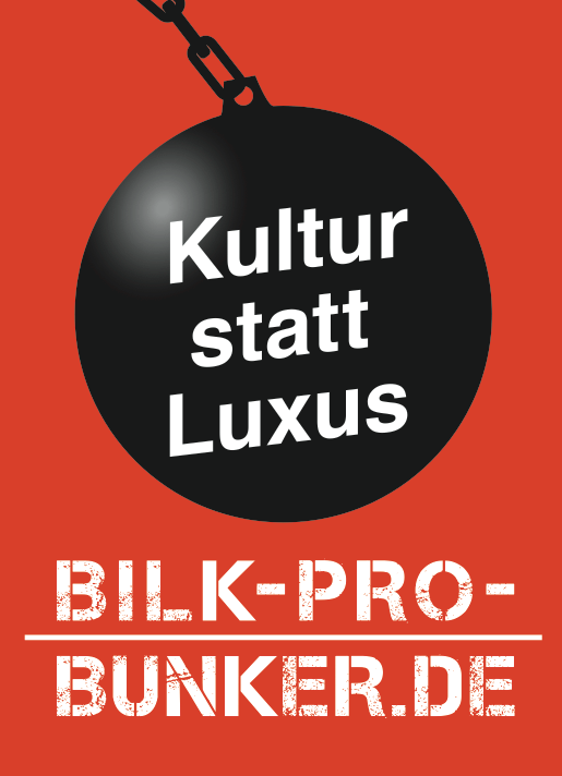 """""""Kultur statt Luxus"""" eine Mitmach-Plakat-Aktion"""