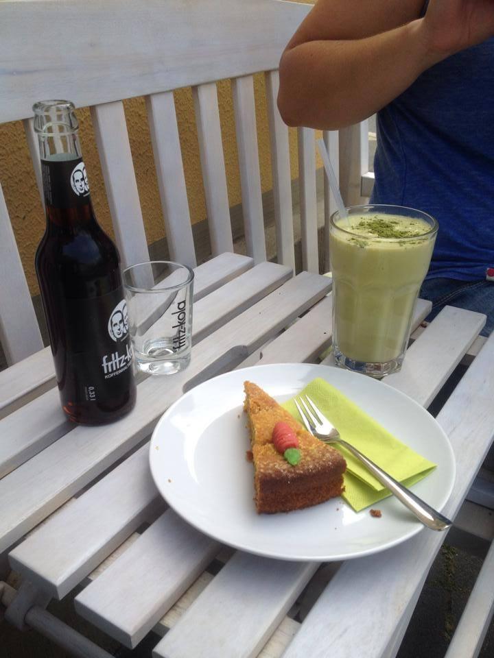 Carrot Cake – das rein pflanzliche / vegane Café in Düsseldorf