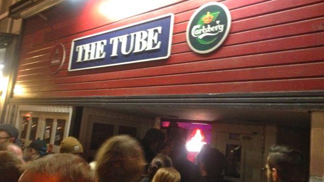 Konzert von KORSAKOW + STEEN Live im TUBE
