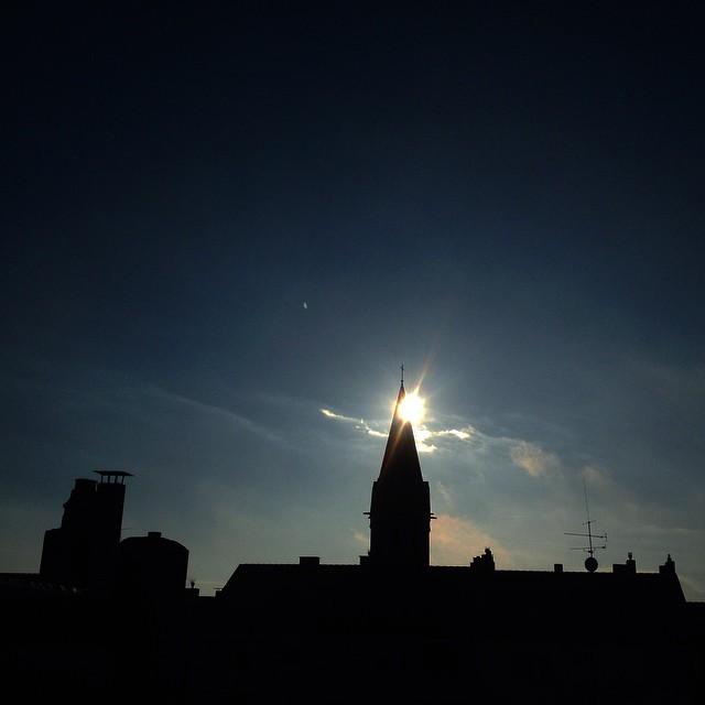 Euch allen einen schönen, sonnigen, gemütlichen & ruhigen 3. Advent :-)