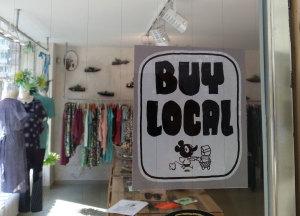 buy local – Direktes Einkaufen im Viertel statt anonymes Online Shoppen