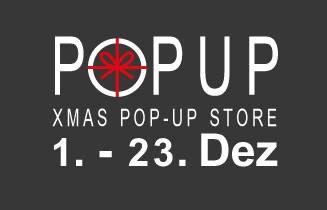 Weihnachtsgeschenke PopUp Store auf der Brunnenstraße