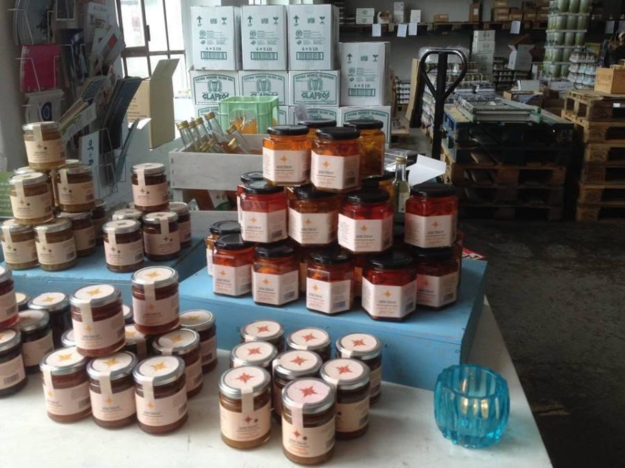 Lagerverkauf bei Taste Greece