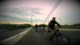 BrückenfahrerInnen – Critical Mass im Mai