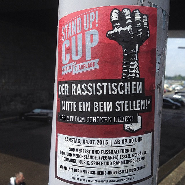 StandUp! Cup 2015