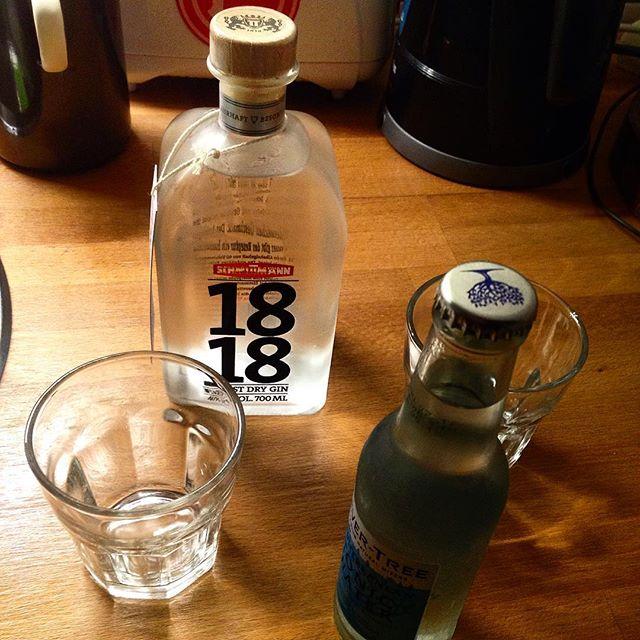 Gin aus Düsseldorf - Warum auch mal nicht :-)