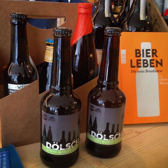 Kleiner Tipp - es gibt doch noch ein paar Restflaschen mit Dölsch bei HolyCraftBeer auf der Friedrichstraße :-) #Craftbeer