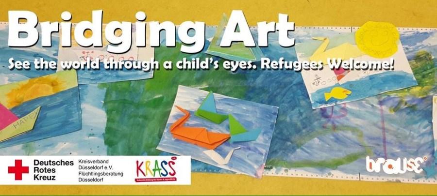 BRIDGING ART – BRAUSE Sozial Exhibition