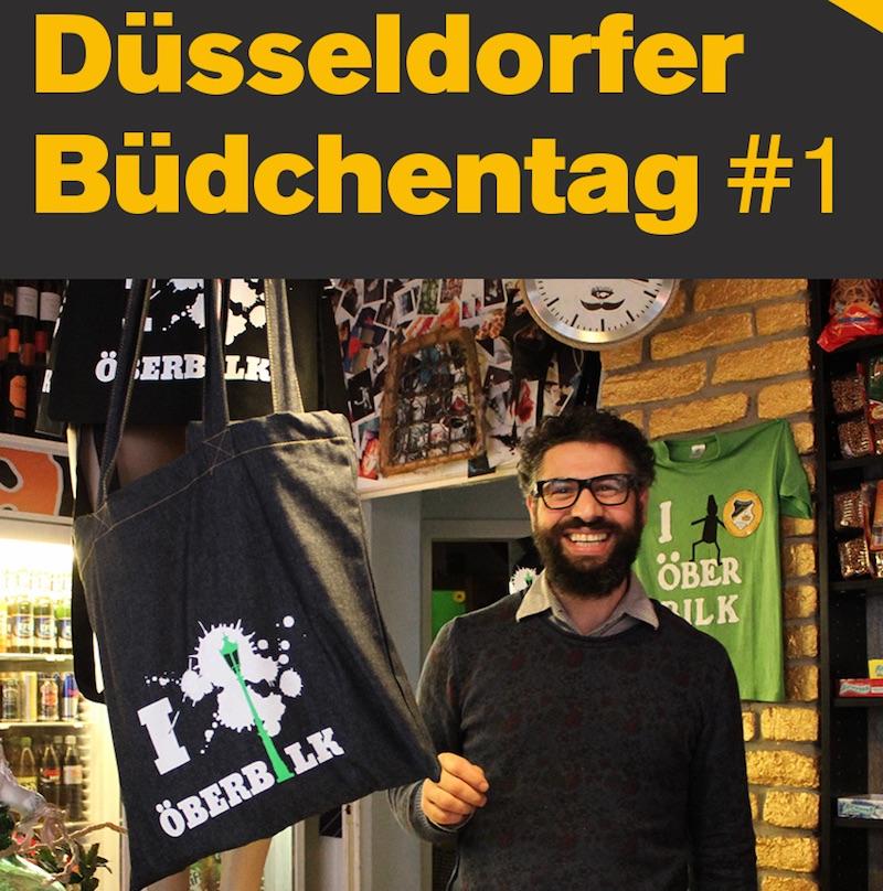 1. Düsseldorfer Büdchentag