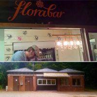 Die Florabar goes Volksgarten :-)