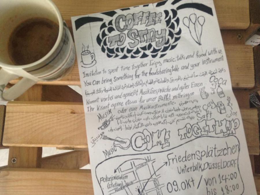 Coffee 2 Stay Come Together @ Friedensplätzchen.