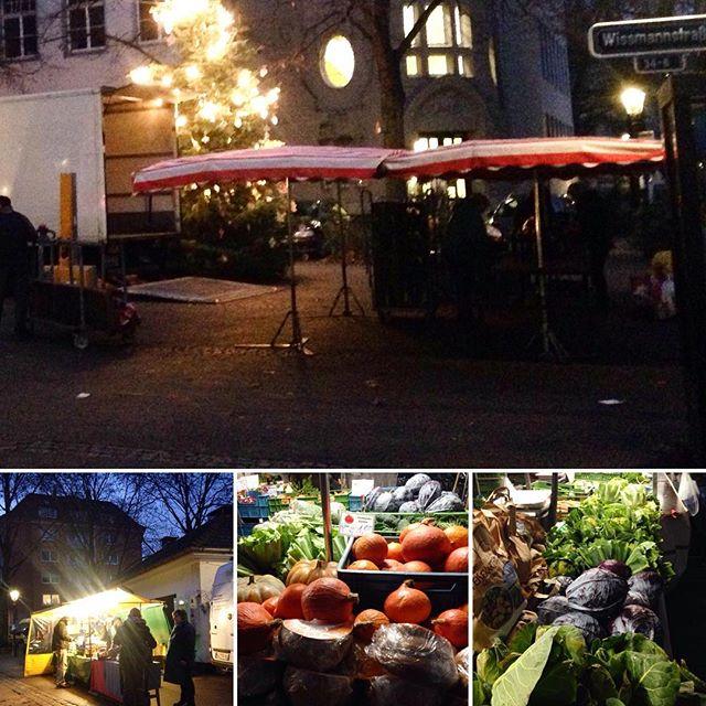 Bauernmarkt macht eine kurze Winterpause