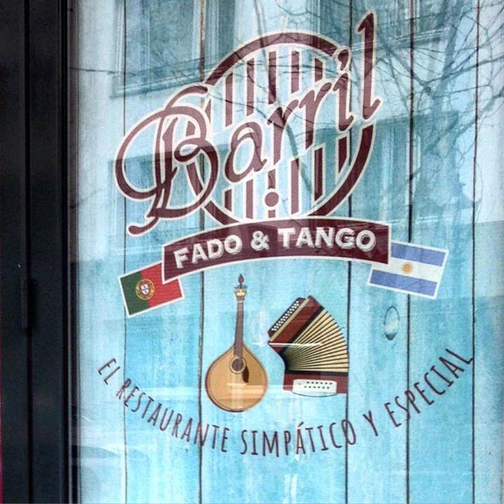 Barril – ein kleines Fado & Tango Restaurant in Unterbilk