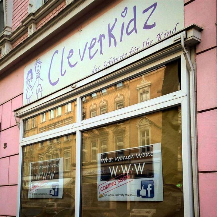 CleverKidz auf der 'Lo' ist ausgezogen.
