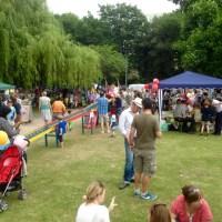 Floraparkfest 2017 - der Termin steht fest :-)