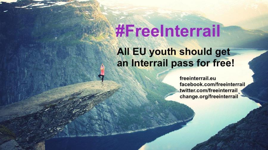 """""""Saving Europe? Send EU youth traveling!"""""""