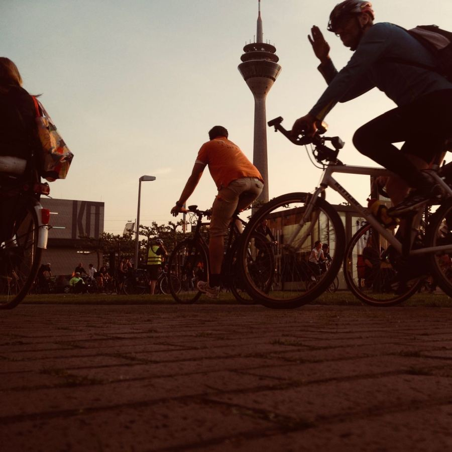 Radaktiv 2018 – Düsseldorfer Fahrradfest