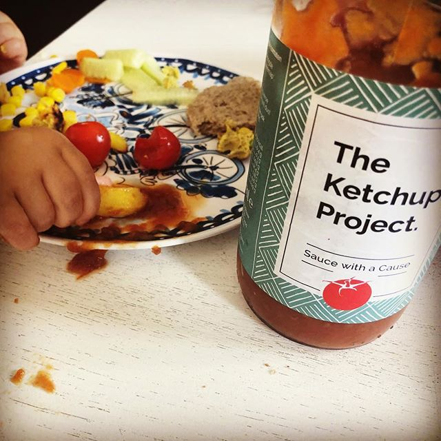 """""""The Ketchup Project – from waste to taste"""""""