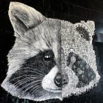 Es sollte mehr Waschbären geben…