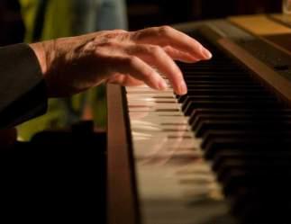 Piano Player Hand
