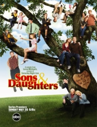 poster for Sons & Daughters ABC television show