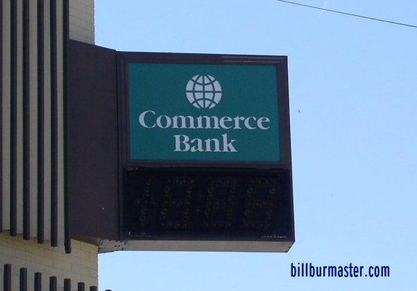 Commerce Bank Independence Mo