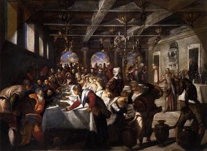 Tintoretto, Marriage at Cana