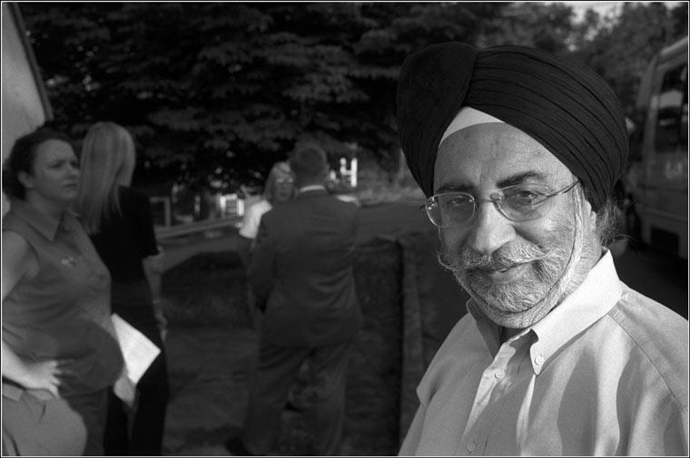 Satyendra Singh Huja (photo: billemory.com)