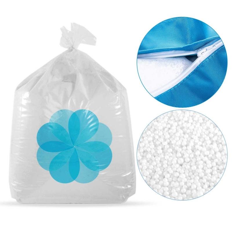 1000 litres de billes de polystyrene recycle pour pouf