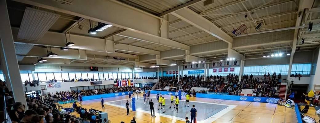 tickets volley j2 ligue am nrmv