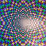 What are optical illusions?