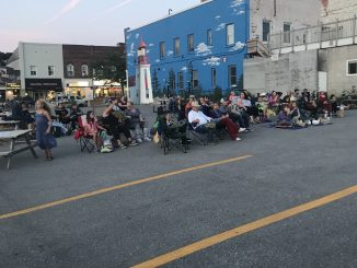 Outdoor Movie Nights Midland