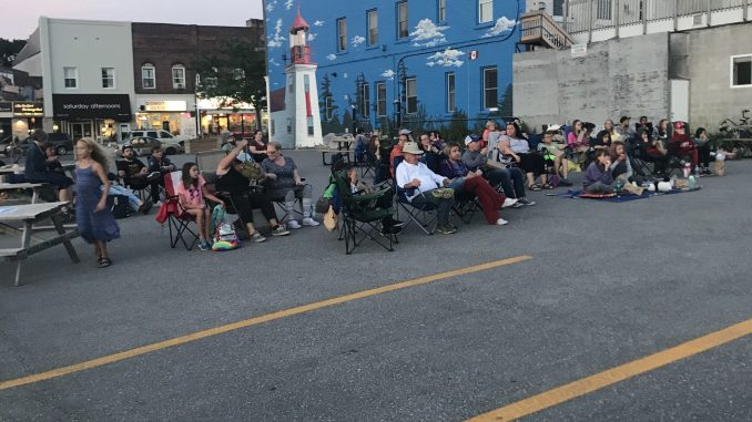 Outdoor Movie Nights Midland