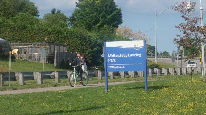 Midland Bay Landing