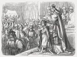 Joash's coronation