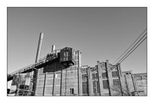 White Bay Power Station, Rozelle NSW.