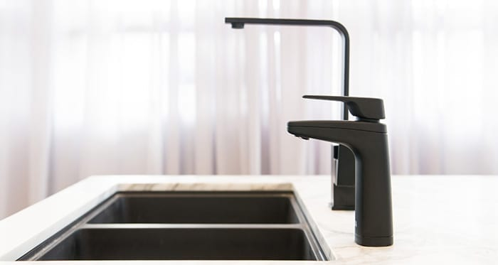under sink boiling water heater systems