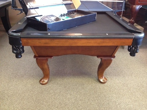 SOLD Brand New Legacy Heritage Pool Table Floor Model 1799 Billiards And Barstools Gallery
