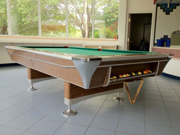 fischer pool table craigslist. Black Bedroom Furniture Sets. Home Design Ideas